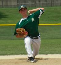 Austin Taylor (2013) will pitch at Barton Community College next year